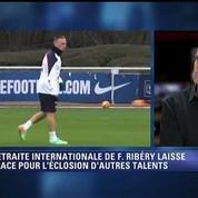 Football / Rothen : \Pas sur la même lignée que les Platini, Zidane, Deschamps et autres\