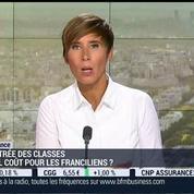 La tendance du moment: Quel est le coût de la rentrée des classespour les franciliens?, dans Paris est à vous –