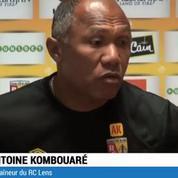 Ligue 1 / A. Lopes et A. Kombouaré s'expriment avant Lyon-Lens