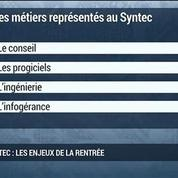 Syntec Numérique: quels sont les enjeux et les priorités de la rentrée ?: Guy Mamou-Mani, dans 01Business 1/4