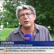 BFM Story: Jean-Luc Mélenchon quitte la direction du Parti de gauche –