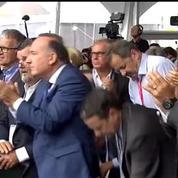 Standing ovation pour Valls à l'université d'été du Medef