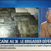 Cocaïne volée au 36 Quai des Orfèvres: le brigadier a été déféré