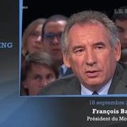 Irak : l'opposition divisée sur les frappes