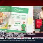 Made in Paris: Mehdi Louali, Helpling, dans Paris est à vous –