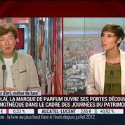 Métiers d'art, Métiers de luxe: Parfumeuse, dans Paris est à vous –