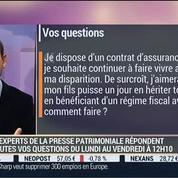 Edition spéciale en direct du Salon Patrimonia: Les réponses de Gilles Petit aux auditeurs 8/8