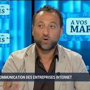 La communication des géants du web: Frank Tapiro et Valéry Pothain, dans A vos marques – 2/3