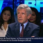 BFM Politique: L'after RMC d'Alain Minc par Véronique Jacquier 6/6