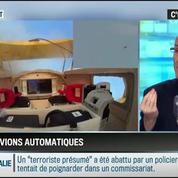 La chronique d'Anthony Morel : Les avions automatiques