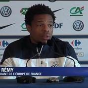 Football / Rémy, joker de luxe de l'équipe de France