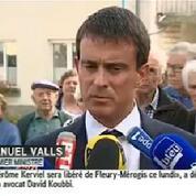 Livre de Trierweiler : «Des attaques outrancières» pour Valls