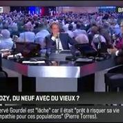 Brunet & Neumann : Meeting de Nicolas Sarkozy: a-t-il été convaincant? –