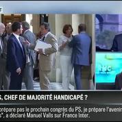 Le parti pris d'Hervé Gattegno : Manuel Valls est devenu un chef de majorité handicapé