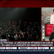 Made in Paris: Pascal Piveteau, créateur de vêtements et maroquinerie, dans Paris est à vous –