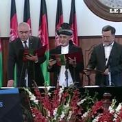 Afghanistan : le nouveau président prend ses fonctions