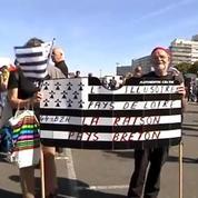 Nantes: mobilisation monstre pour la réunification à la Bretagne