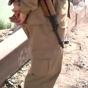 Irak: le déminage des zones reprises à l'Etat islamique