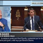 Grand Angle: Manuel Valls, le conquérant