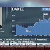Pourquoi la BCE a-t-elle décidé d'abaisser son principal taux directeur à 0,05% ?: Patrice Gautry, dans Intégrale Bourse
