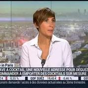 Made in Paris: Maximilien Missud, La cave à cocktail, dans Paris est à vous –