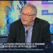Bilan de la situation politique et économique de la France, Jacques Mistral dans GMB –