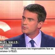 Macron et les «illettrées» de Gad : «Cet épisode est derrière nous» pour Valls