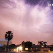 Une tempête de poussière s'abat sur l'Arizona
