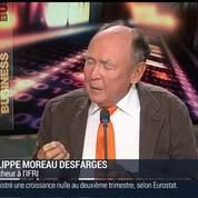 Philippe Moreau Defarges, chercheur à l'Ifri, dans Le Grand Journal 1/2