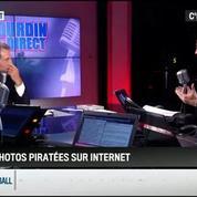 La chronique d'Anthony Morel : les photos piratées sur internet –