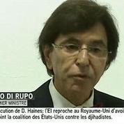 Elio Di Rupo : la démocratie doit être