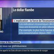 Marc Fiorentino: Le dollar flambe
