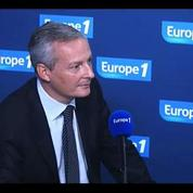 Quand Bruno Le Maire imite Jacques Chirac