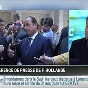 Le parti pris d'Hervé Gattegno : On n'a plus envie d'écouter François Hollande