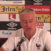 Football / Pour Deschamps, Rémy doit encore muscler son jeu