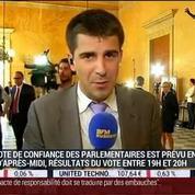 Discours de Manuel Valls: Les réactions de Mathieu Hanotin, Frédéric Micheau, Jean-Paul Betbeze, Patrick Coquidé et Emmanuel Lechypre 3/9