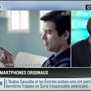 La chronique d'Anthony Morel : Des smartphones originaux –