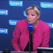 Le Pen sur les djihadistes : «Il faut surtout ne pas les laisser rentrer»