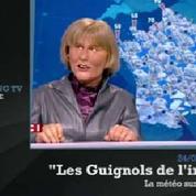Zapping TV : quand Nadine Morano présente la météo...