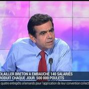 La renaissance industrielle du groupe Doux, Arnaud Marion, dans GMB –