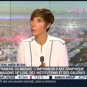 Métiers d'art, Métiers de luxe: L'imprimerie du Marais, dans Paris est à vous –