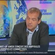 AwoX conçoit des ampoules hybrides connectées: Alain Molinié, dans GMB