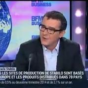 Stabilo: une aventure industrielle européenne au coeur de la rentrée scolaire, Christophe Le Boulicaut, dans GMB –