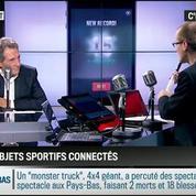 La chronique d'Anthony Morel : Les objets sportifs connectés
