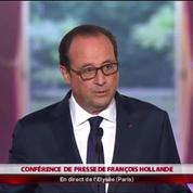 Hollande : Thévenoud n'est