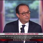 Retour de Sarkozy : «Ceux qui ont dirigé le pays hier peuvent prétendre le diriger demain» (Hollande)