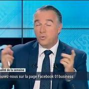 L'actualité IT de la semaine: Pascal Samama et Virginie Lazès, dans 01Business – 2/4