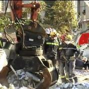 Explosion à Rosny: les premiers éléments de l'enquête