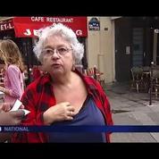 Retour de Sarkozy : les premiers tractage à Neuilly