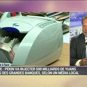 La minute de Philippe Béchade : Chine, une injection de liquidité sans intérêt